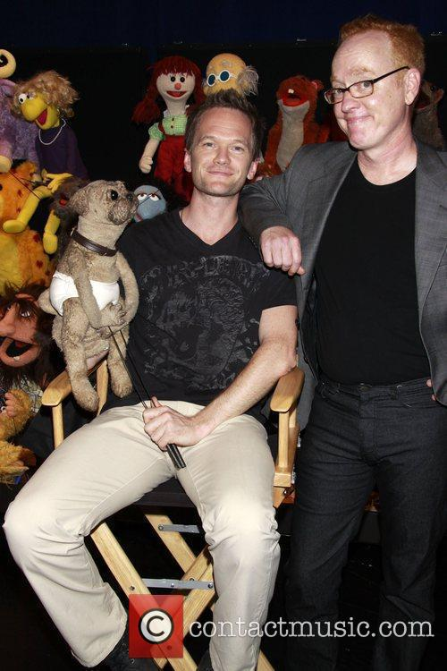 Neil Patrick Harris and Patrick Bristow Neil Patrick...