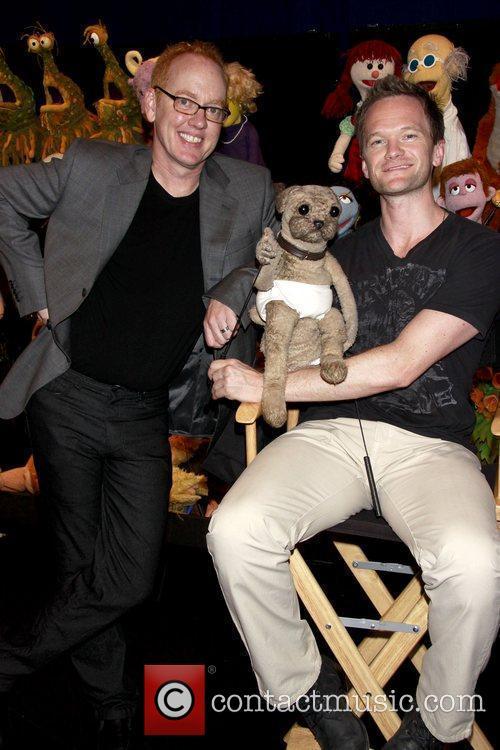 Patrick Bristow and Neil Patrick Harris Neil Patrick...