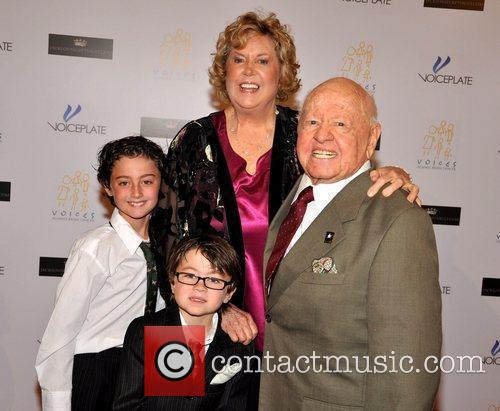 Mickey Rooney and Katherine Jackson 3