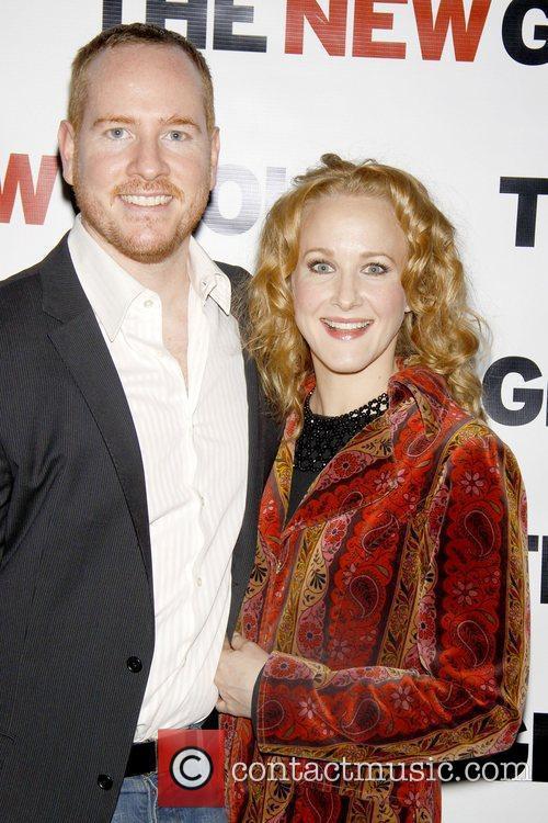 Darren Goldstein and Katie Finneran  The New...