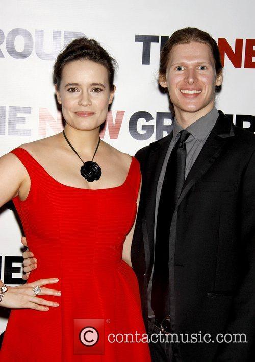 Elizabeth Jasicki and Lucas Steele The New Group...