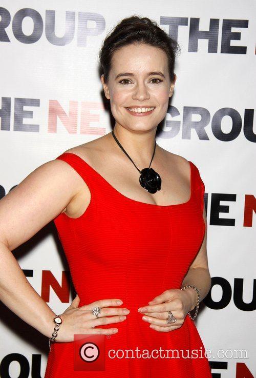 Elizabeth Jasicki  The New Group 2010 Gala...