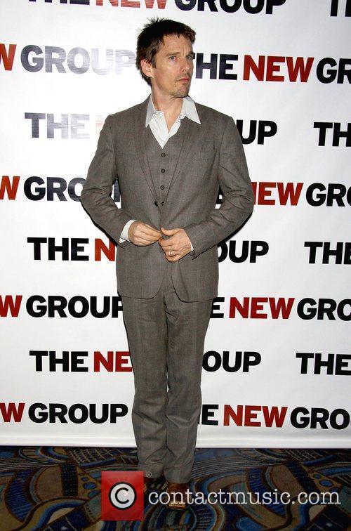 Ethan Hawke  The New Group 2010 Gala...