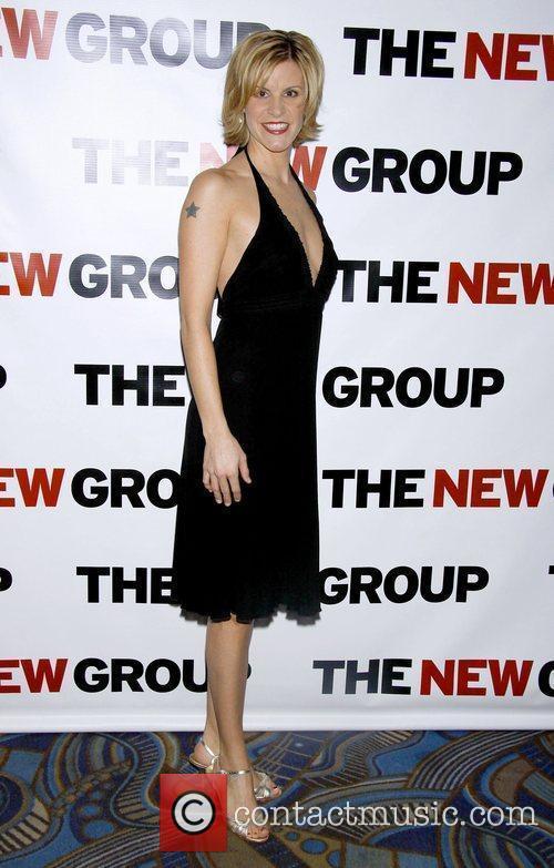 Jenn Colella The New Group 2010 Gala Benefit...