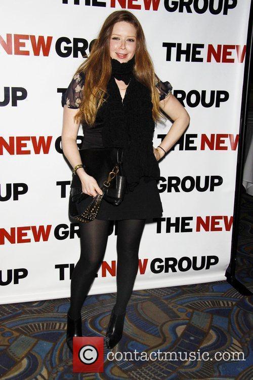 Natasha Lyonne  The New Group 2010 Gala...