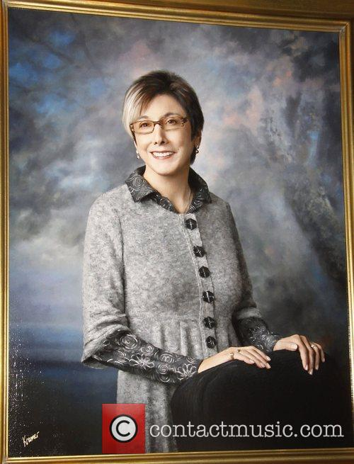 Portrait Of Robyn Goodman 2