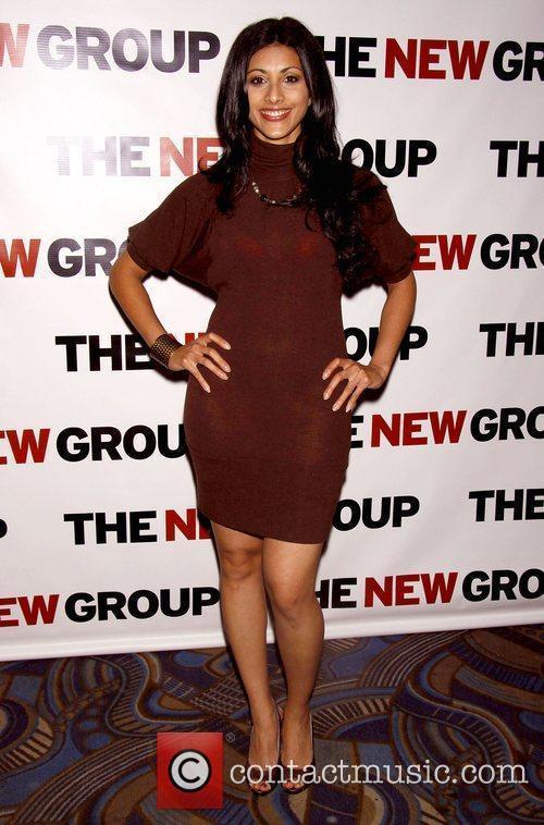 Reshma Shetty  The New Group 2010 Gala...