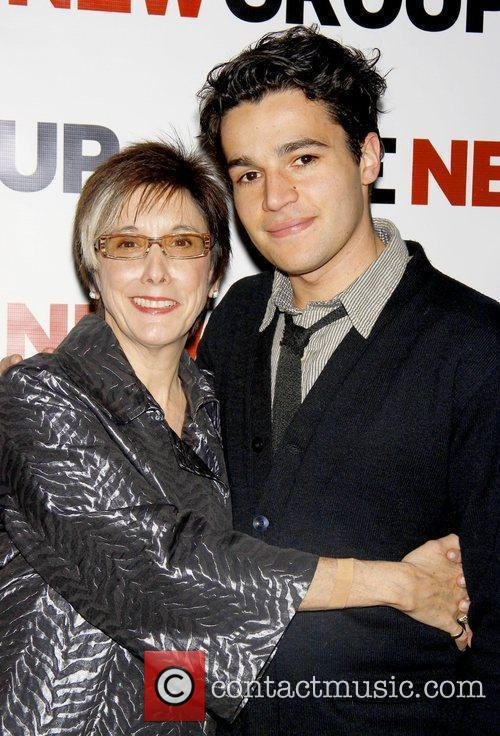 Robyn Goodman and Christopher Abbott  The New...