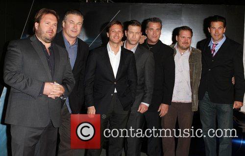 Alec Baldwin, Billy Baldwin, Daniel Baldwin and Stephen Baldwin 2