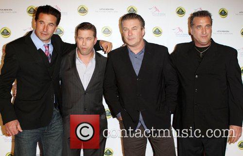 Billy Baldwin, Alec Baldwin, Daniel Baldwin and Stephen Baldwin 1