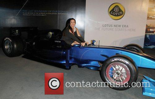 U.S. Launch Event for New Lotus Cars held...