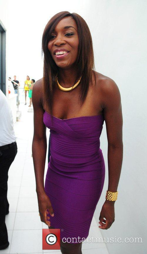 Venus Williams Launch of New Tide Plus Febreze...