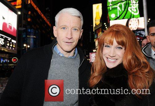 Anderson Cooper and Kathy Griffin 1