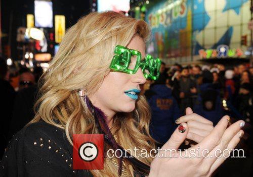 Kesha Picture - Ke$Ha Aka Kesha 2011 New Years Eve Celebrations.