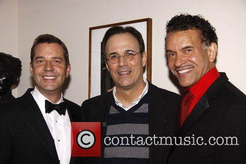 Steven Reineke, John Bucchino and Brian Stokes Mitchell...