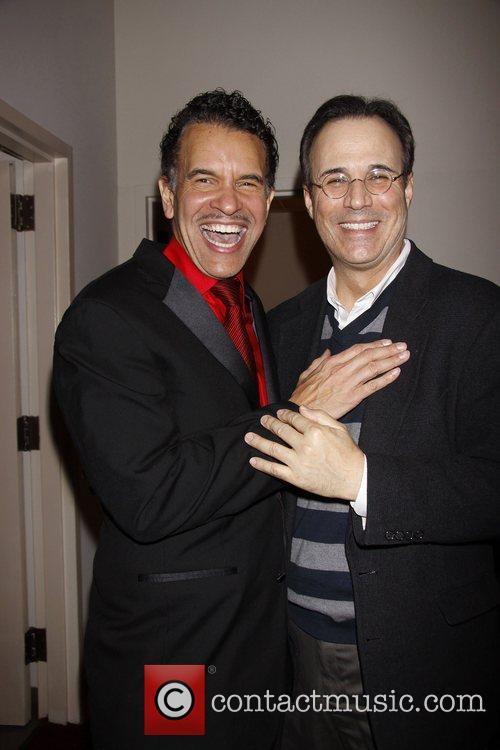 Brian Stokes Mitchell and John Bucchino The New...