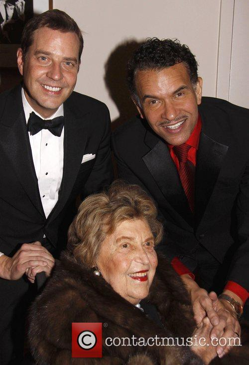 Steven Reineke, Brian Stokes Mitchell and Dr. Ethel...