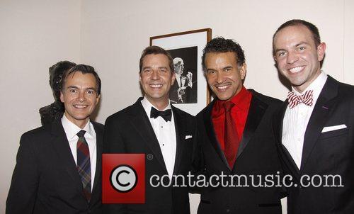 William Schermerhorn, Steven Reineke, Brian Stokes Mitchell and...