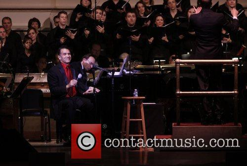 Tedd Firth, Brian Stokes Mitchell and Essential Voices...