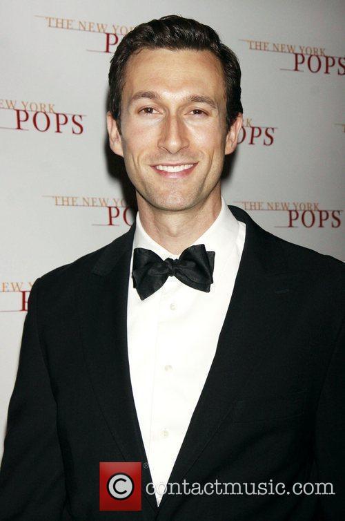 Aaron Lazar 'The New York Pops: Stephen Sondheim's...