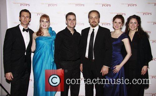 Aaron Lazar, Kate Baldwin, Paul Betz, Alexander Gemignani,...