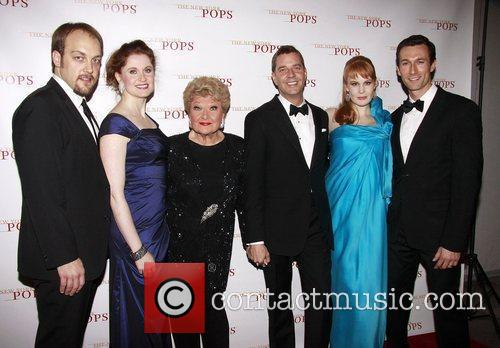 Alexander Gemignani, Christiane Noll, Marilyn Maye, Steven Reineke,...