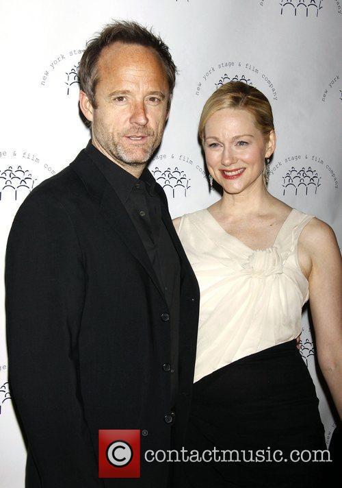 John Benjamin Hickey and Laura Linney The 2010...