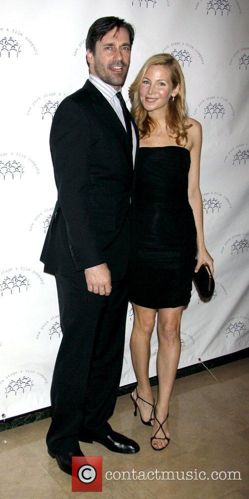 Jon Hamm and Jennifer Westfeldt The 2010 New...