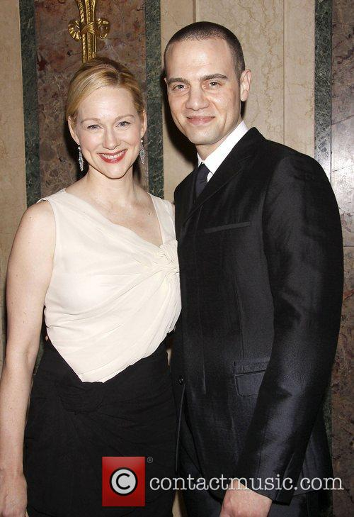 Laura Linney and Jordan Roth The 2010 New...
