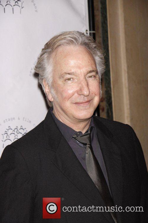 Alan Rickman The 2010 New York Stage and...