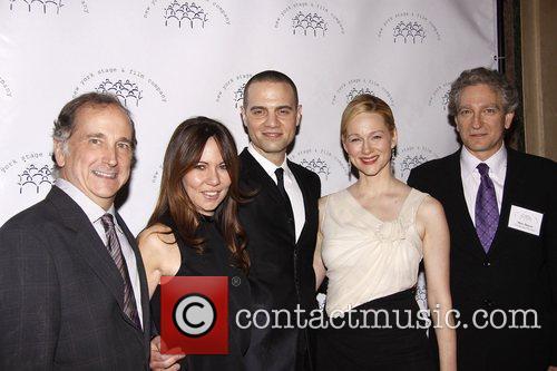 Mark Linn-Baker, Jordan Roth, Laura Linney, Max Mayer...