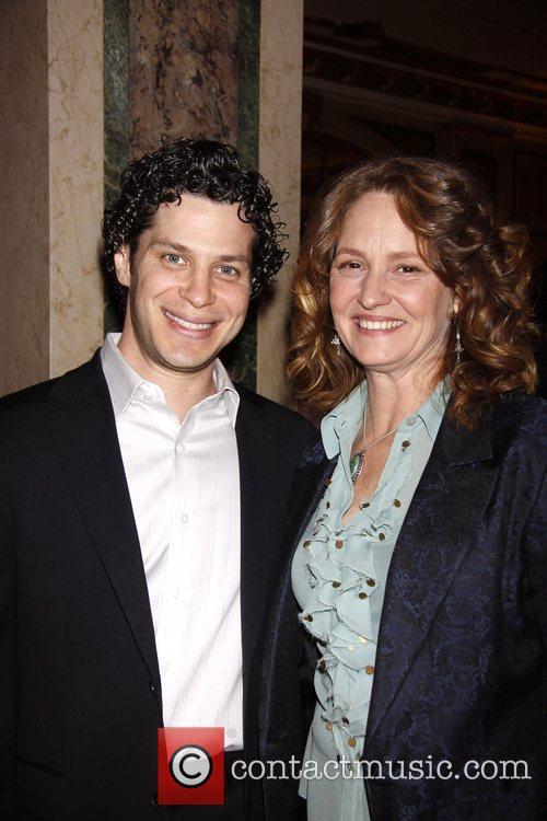 Thomas Kail and Melissa Leo The 2010 New...
