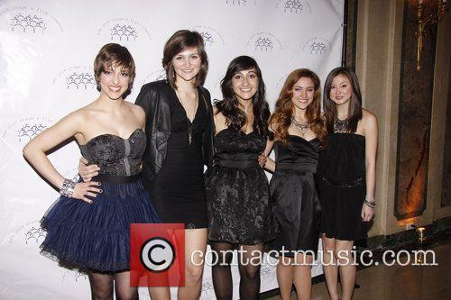 Spring Awakening cast members The 2010 New York...