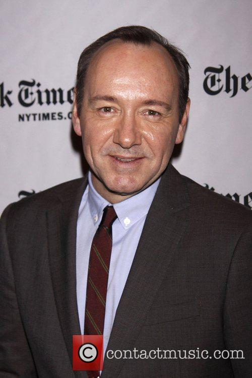 Kevin Spacey 10th Annual New York Times Arts...