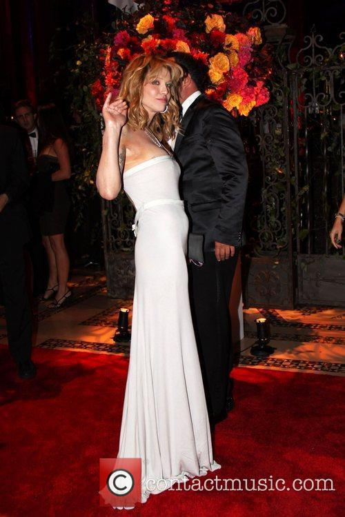 Courtney Love  2010 New Yorkers For Children...