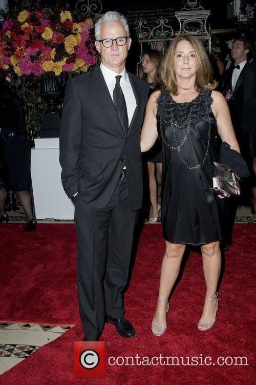 John Slattery and Talia Balsam 2010 New Yorkers...
