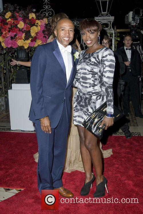 Kevin Liles and Estelle 2010 New Yorkers For...