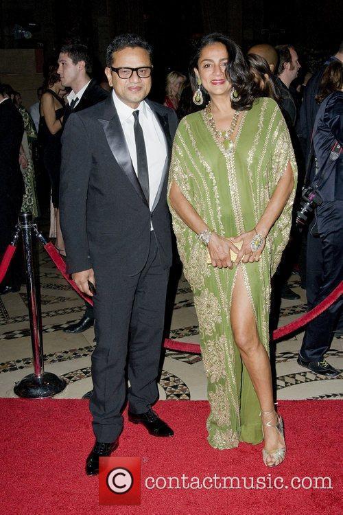 Naeem Khan and Ranjana Khan 2010 New Yorkers...