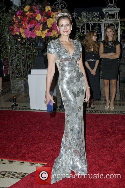 Marina Killery 2010 New Yorkers For Children Fall...