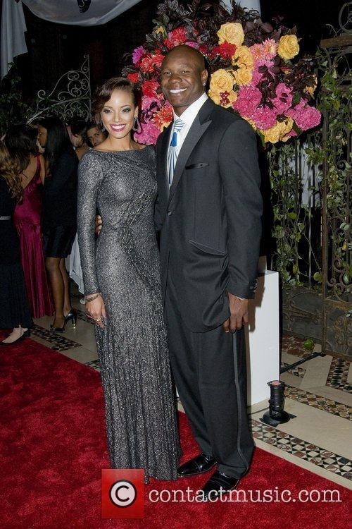 Selita Ebanks and Keith Bullock 2010 New Yorkers...