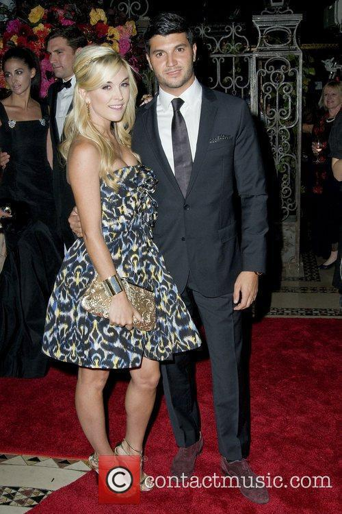 Tinsley Mortimer and Brian Mazza 2010 New Yorkers...