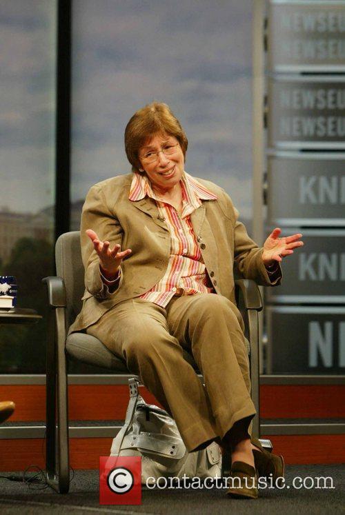 Pulitzer Prize winning journalist Linda Greenhouse was interviewed...