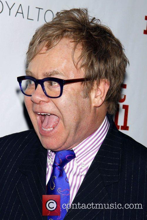 Elton John Next Fall