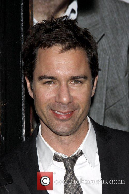 Eric McCormack Opening night of the Broadway play...