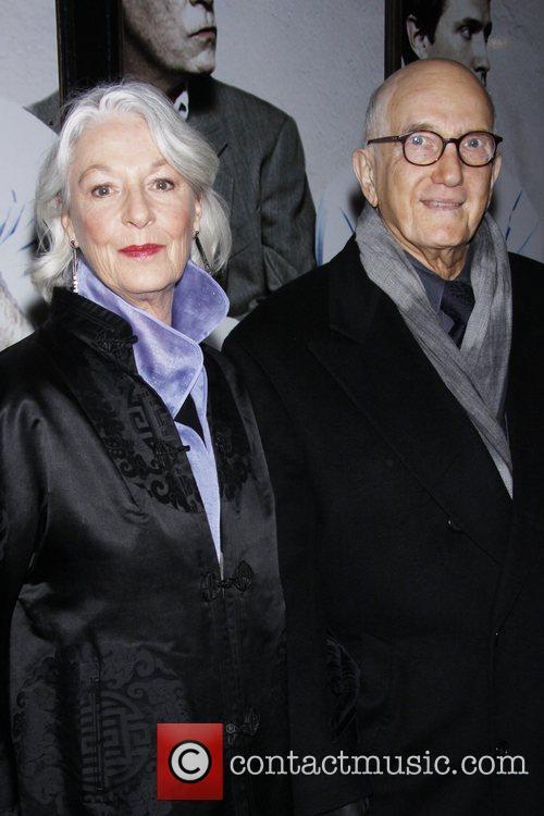Jane Alexander and her husband Robert Alexander...