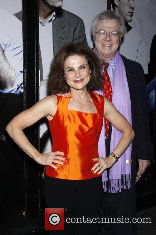 Tovah Feldshuh  Opening night of the Broadway...
