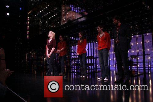 Marin Mazzie and cast Cast Change: The first...