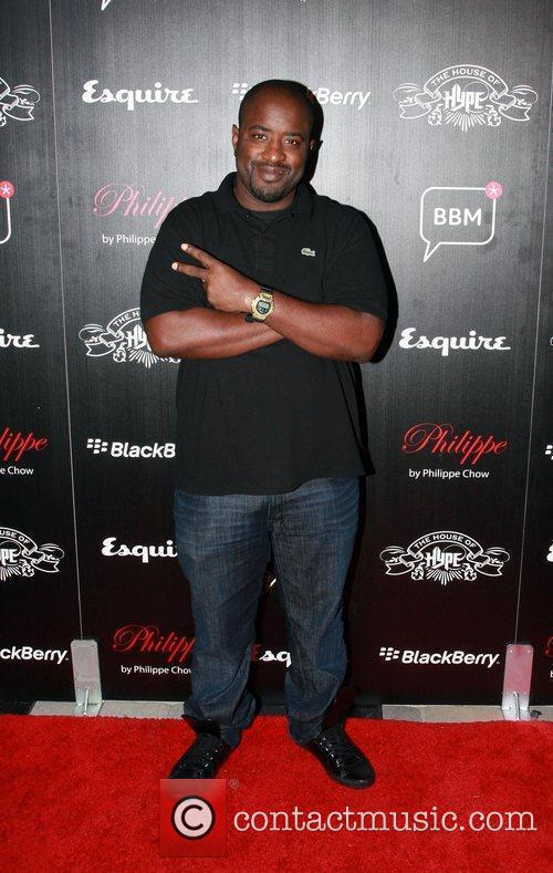 Rex Zamor attends Ne-Yo's VMA party sponsored by...
