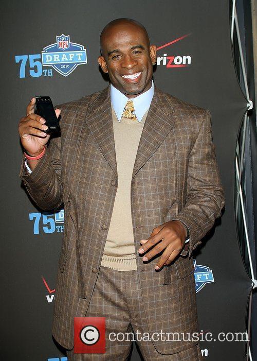 Dione Sanders The NFL and Verizon 2010 NFL...