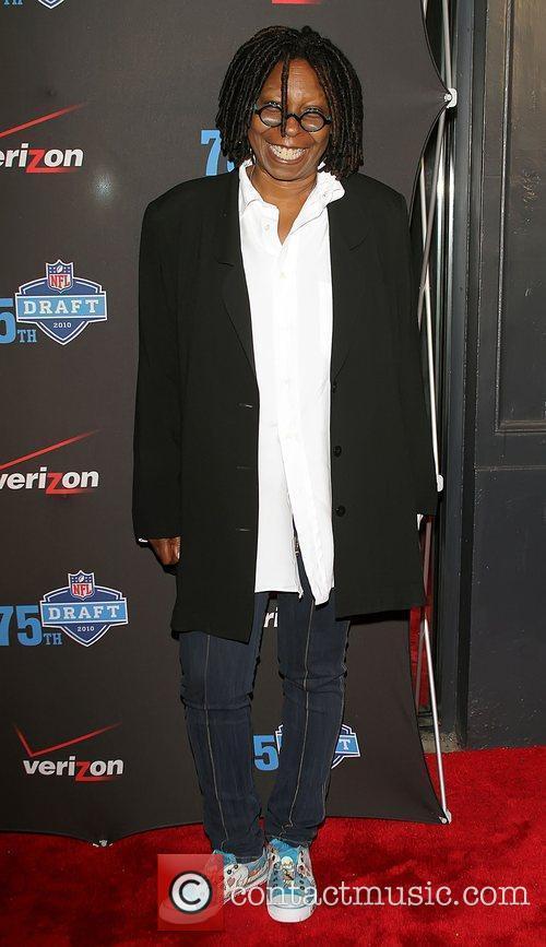 Whoopie Goldberg The NFL and Verizon 2010 NFL...